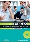 Objectif Express 1 podręcznik + CD ROM HACHETTE