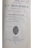 J. C. Testamentum