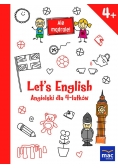 Ale mądrale! 4+ Let's English. Ang. dla 4-latków