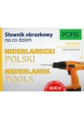 PONS Słownik obrazkowy na co dzień niderlandzki polski