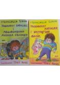 Koszmarny Karolek- zestaw 2 książek