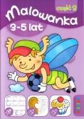 Malowanka 3-5 lat cz. 3 LITERKA
