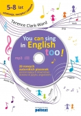 You can sing in English too! 5-8 lat + CD