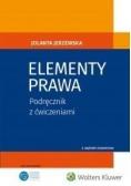 Elementy prawa. Podręcznik z ćwiczeniami