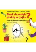 Skąd się wzięło pisklę w jajku? Audiobook