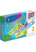 Puzzle - Słówka angielskie - Żywność ALEX