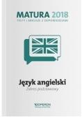 Matura 2018 Język angielski. Testy i arkusze ZP