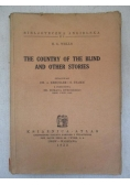 The Country of the Blind and Other Stories, 1932 r.