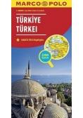 Mapa ZOOM System.Turcja 1:800 000 plan miasta