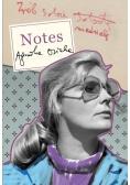 Notes. Agnieszka Osiecka