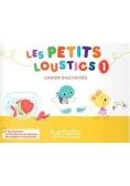 Les Petits Loustics 1 zeszyt ćwiczeń +CD HACHETTE