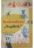 Kalendarz szpilek na rok 1956