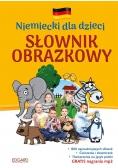 Niemiecki dla dzieci. Słownik obrazkowy w.2017