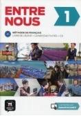 Entre nous 1 Pod. z ćwiczeniami+ CD