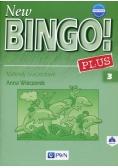 New Bingo! 3 Plus Nowa edycja Materiały ćwiczeniowe z płytą CD