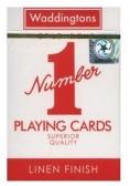 Waddingtons No. 1 Classic Playing Cards
