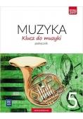 Muzyka SP 5 Klucz do muzyki Podr. WSiP