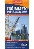 Trójmiasto Gdańsk - Gdynia - Sopot 1:17 000