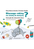 Dlaczego rekiny nie chodzą do dentysty audiobook
