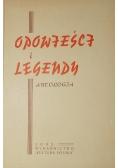 Opowieści i legendy - antologia, 1947