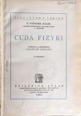 Cuda fizyki, 1930 r.