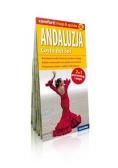 Comfort!map&guide XL Andaluzja, Costa del Sol 2w1