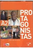 Protagonistas A2 Podręcznik + 2 CD