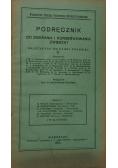 Podręcznik do zbierania i konserwowania zwierząt należących do fauny polskiej. Zeszyt 6, 1926 r.