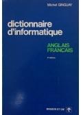 Dictionaire d'informatique 3