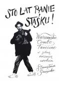 Sto lat panie Staśku! (książka + CD)