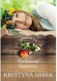 Jabłoniowy Sad T.3 Spełnione marzenia