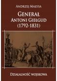 Generał Antoni Giełgud (1792-1831) Dział. wojskowa