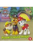 Psi Patrol 2 Pieski i leśna misja + DVD