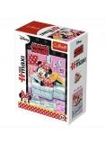 Puzzle 20 miniMaxi-Ulubione zajęcia Minnie 4 TREFL