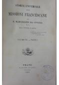 Missioni Francescane,1883r.