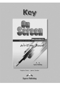 On Screen Upper-Inter. B2+ Writing Book Key