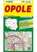 Opole 1:22 000 plan miasta PIĘTKA