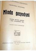 Młoda gospodyni ,1928r.