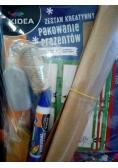 Zestaw kreatywny Pakowanie prezentów Kidea