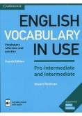 English Vocabulary in Use Pre-intermediate and Intermediate
