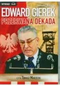 Edward Gierek Przerwana Dekada audiobook