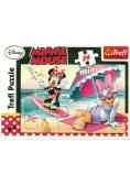 Puzzle 54 mini Minnie i Daisy 2 TREFL