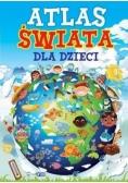 Atlas świata dla dzieci FENIX
