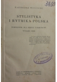 Stylistyka i rytmika Polska, ok. 1925r.