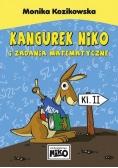 Kangurek NIKO i zadania matematyczne dla klasy II