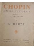 Chopin -Dzieła wszystkie V Scherza,1949 r.