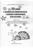 55 zadań o strukturach algebraicznych