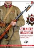 Żołnierz radziecki II wojny światowej