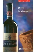 Wina toskańskie