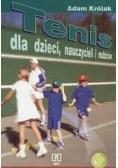 Tenis dla dzieci nauczycieli i rodziców